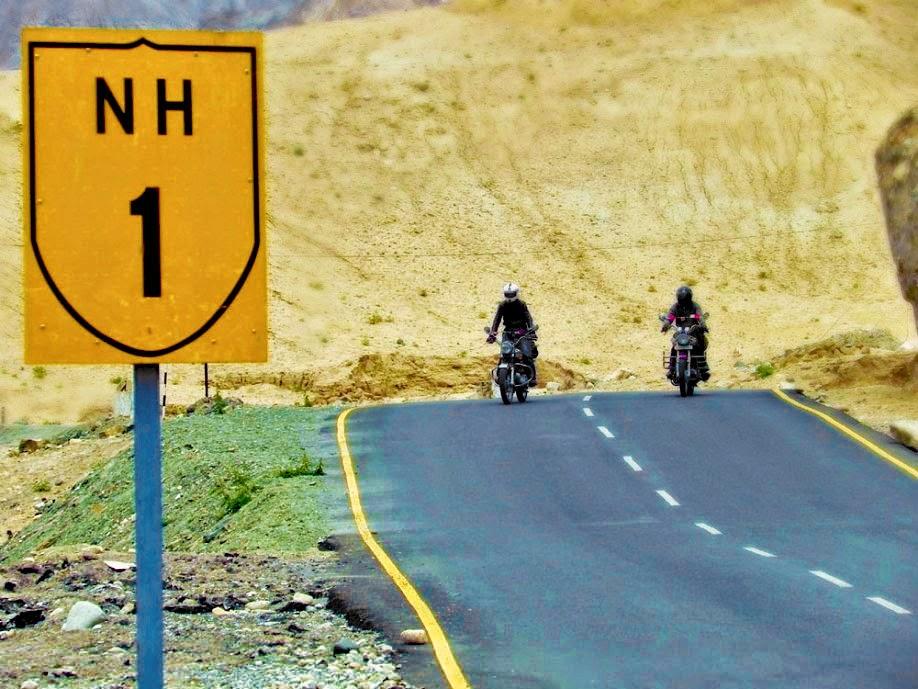 Leh Srinagar Highway, Ladakh