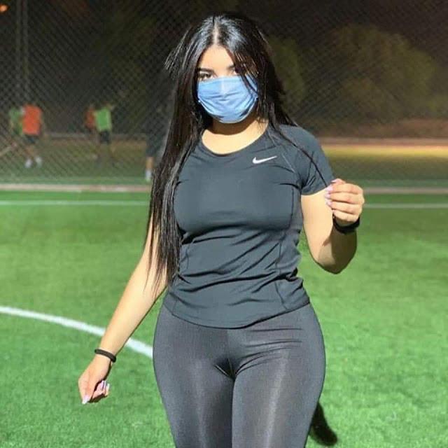 تونس - لأول مرة : إمرأة تتولى التحكيم في مباراة البطولة في القيروان ... و إقبال جماهيري كبير (صور)