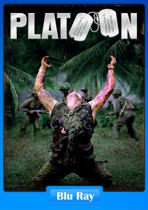 Platoon (1986) Full English Movie 350MB BRRip 480p Download