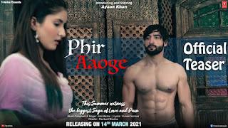 Phir Aaoge Mp3 Song Download Ami Mishra