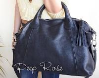 Logo Vinci gratis una esclusiva borsa Deep Rose