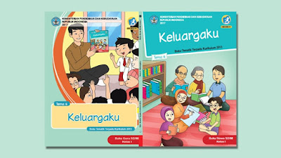 Download Buku Guru Kelas 1 Tema 4 SD/MI Kurikulum 2013 Revisi 2018