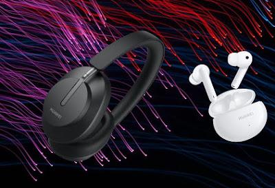 Huawei presenta los nuevos FreeBuds Studio y FreeBuds 4i