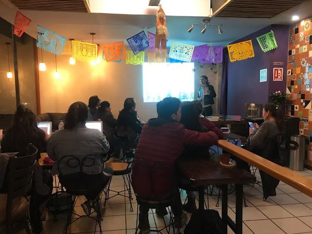 Comparto algunas imágenes de la presentación de mi séptimo libro La Gran Obra en La Taza de los Sueños, en Chimalistac, Ciudad de México.  Puedes adquirir mis libros en: https://chicosanchez.com/tienda?olsPage=t%2Flibros