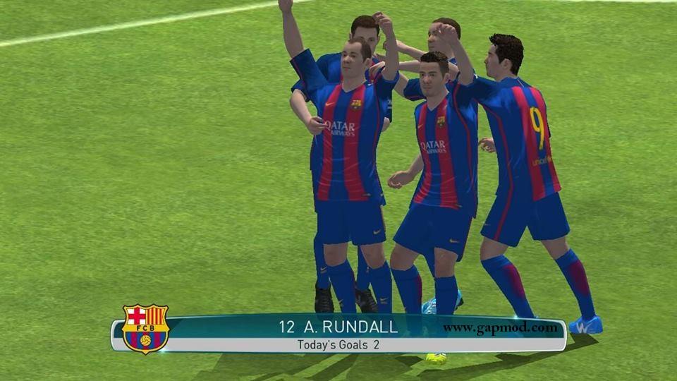 Download Pro Evolution Soccer PES 2017 Apk Android