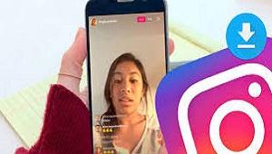 Cara download Live Instagram orang lain dan cara download Live Instagram sendiri