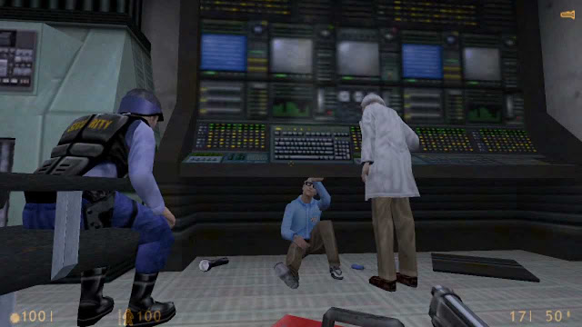 تحميل لعبه هاف-لايف Half Life Blue shift