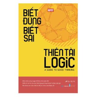 Biết Đúng Biết Sai Thiên Tài Logic ebook PDF-EPUB-AWZ3-PRC-MOBI