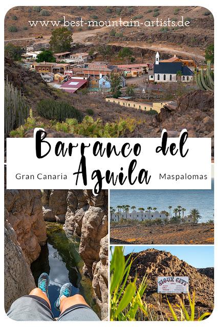 Barranco del Águila | Rundweg in und um die Adlerschlucht auf Gran Canaria