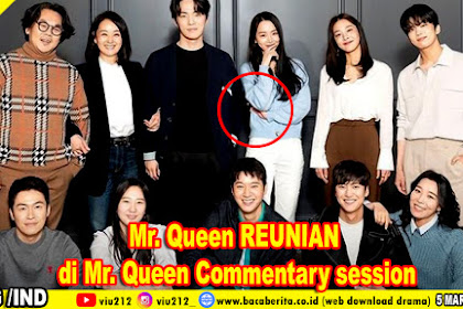 Mr. Queen Commentary Session