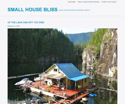 Powell River Books Blog Our Cabin Highlighted On Small