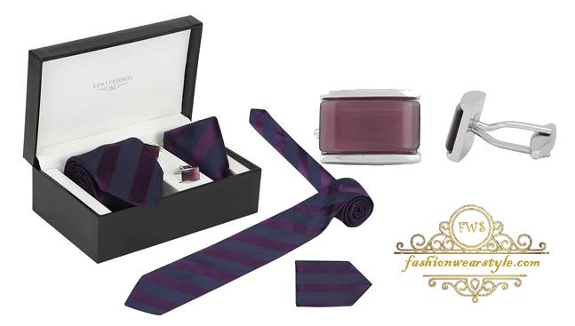 Lino Perros Extraordinary Handsome Neckties Men www.fashionwearstyle.com
