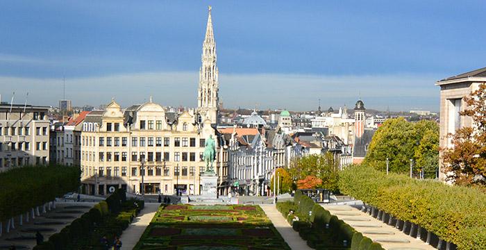 centro-de-bruselas-Bélgica