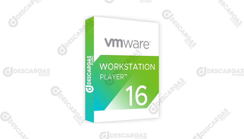 VMware Workstation Player v16.2.0 Build 18760230 (x64) Commercial, Ejecuta un sistema operativo virtual en tu PC