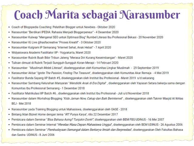 coach marita