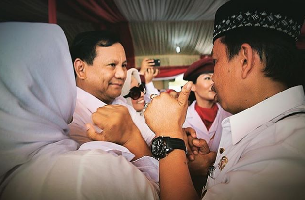 Prabowo Bicara Reshuffle, Tidak Ada Tawaran Menteri