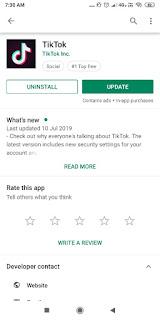 Tik Tok App Download free apk