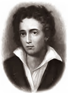 Percy Bysshe Shelley  from Percy Bysshe Shelley, a monograph  by HS Salt (1888)
