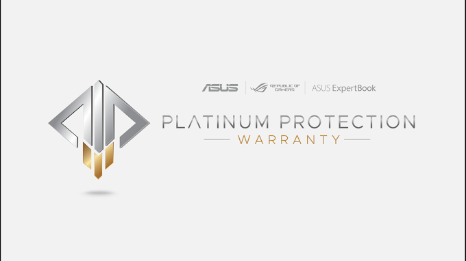 ASUS Updates Warranty Service With 'Platinum Protection Warranty'