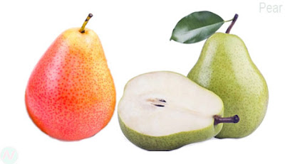 Pear fruit, pear,নাশপাতি