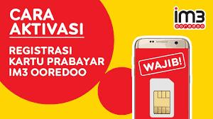 Sampai saat ini masih banyak pengguna kartu indosat ooredoo yang belum tahu cara mendafta Tutorialnya Registrasi Kartu Indosat: Cukup 1 Menit Saja!