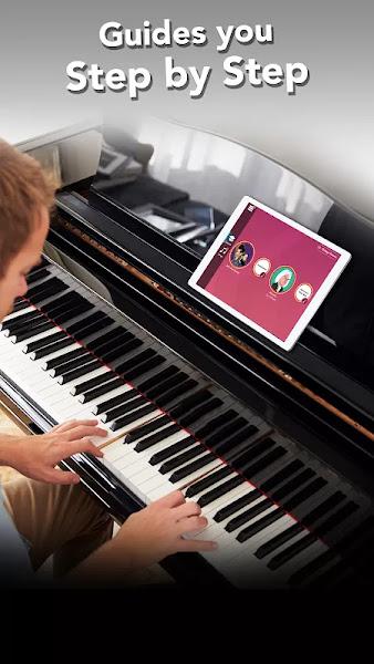 Simply Piano by JoyTunes (MOD, Premium/All Unlocked)
