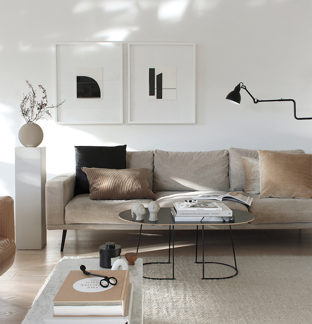 Home Styling   Three Steps for Creating a Harmonious Space