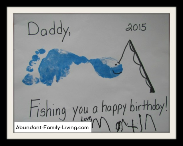 Father's Day Crafts and Gift Ideas