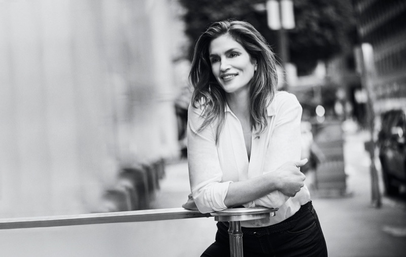 Jones New York taps Cindy Crawford for spring-summer 2020 campaign