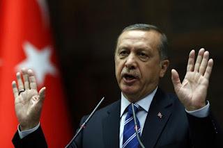 Erdogan Serukan Rakyat Turki Bersatu Lawan Serangan Ekonomi