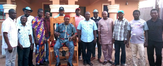 Ogoja Paramount Ruler Thumps up NCRSM Call for Senate to move to Ogoja in 2019