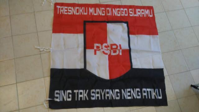 Bendera Organisasi PSBI
