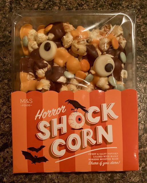 Horror Shock Corn Bar (Marks and Spencer)
