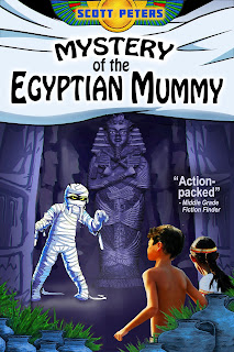 Mystery of the Egyptian Mummy Jigsaw Puzzle by Scott Peters
