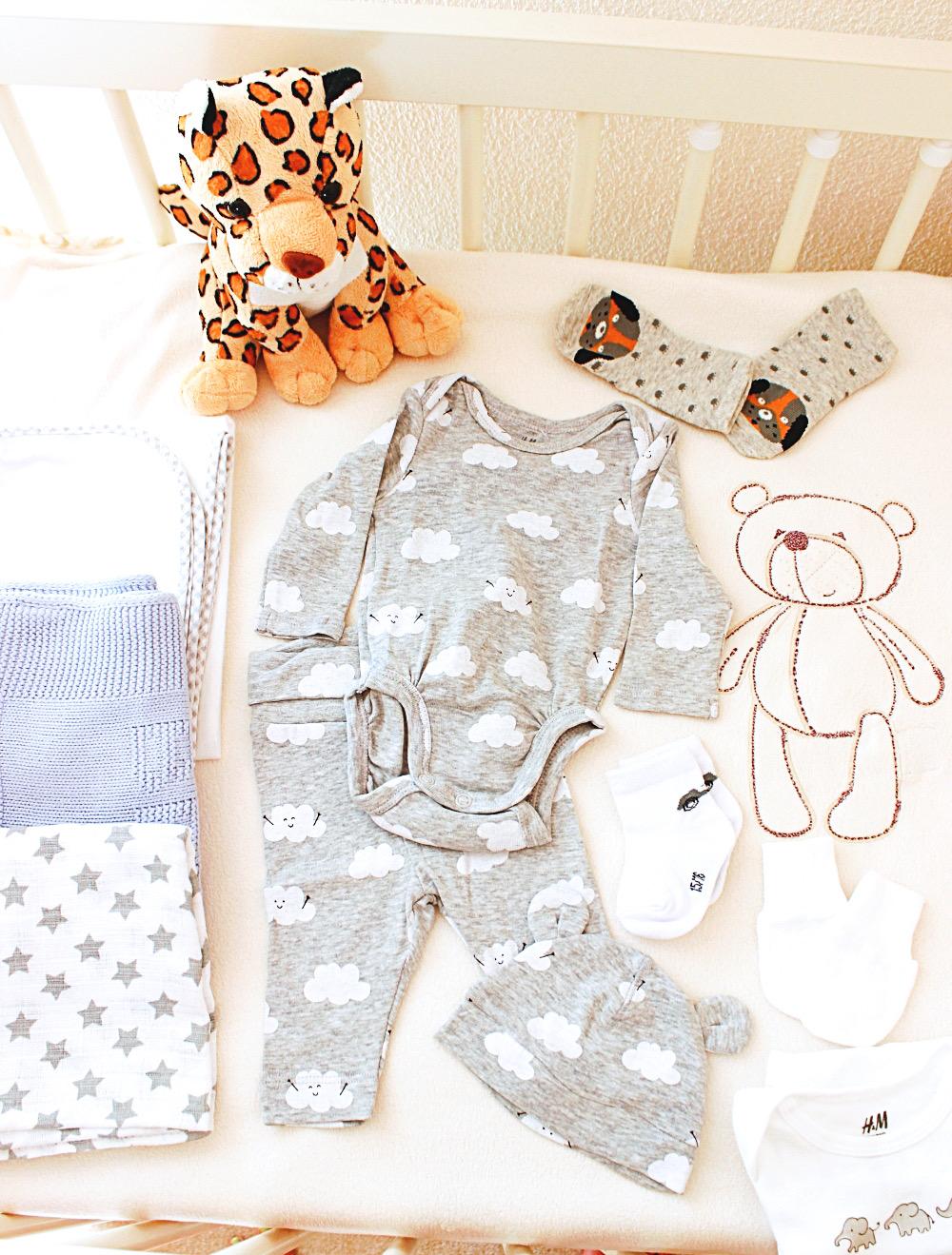 HM kids newborn clothes, HM baby clothes, HM odeca za bebe i decu