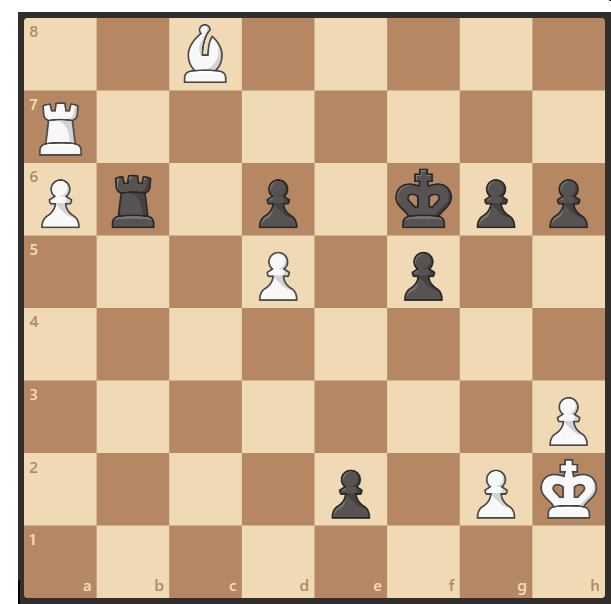White to Play and Win