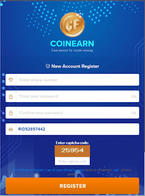 Coinearn Website: Coinearn.in Se Online Paise Kaise Kamaye?