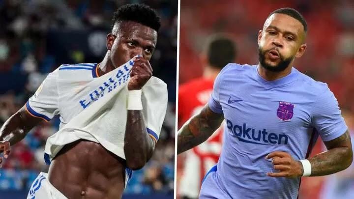 Vinicius & Memphis cracking La Liga's 'disgraceful' code