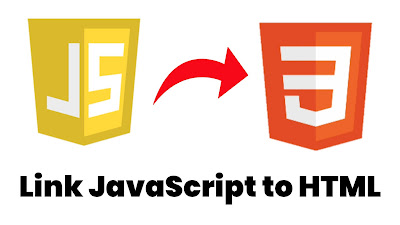 How to Link JavaScript to HTML | Code With Random