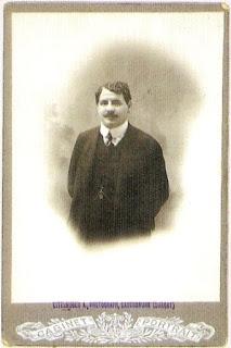 "Emanuel ""Michl"" Schwarz, leggendario presidente di origini ebraiche del Wiener Amateur."