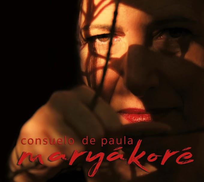 Consuelo de Paula faz show de lançamento do sétimo CD