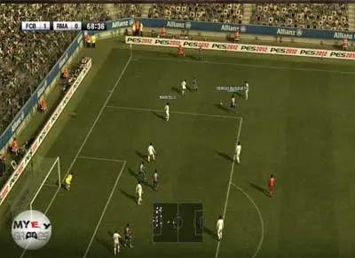 تحميل لعبة بيس 2012 بها الدوري المصري للكمبيوتر