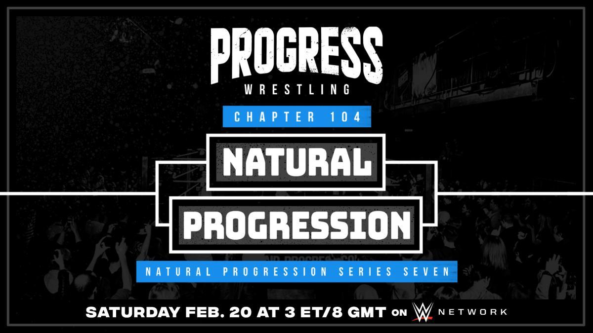 """Cobertura: PROGRESS Chapter 104 """"Natural Progression"""" – Abençoado!"""