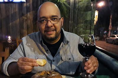 Luiz Fernando Cardoso, jornalista, editor do Café com Jornalista