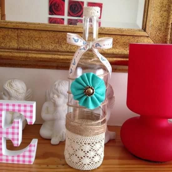Aneka Kerajinan Tangan Dari Botol Bekas 14