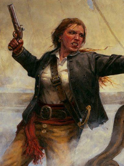bajak laut wanita