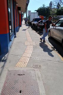 New sidewalks in Puriscal