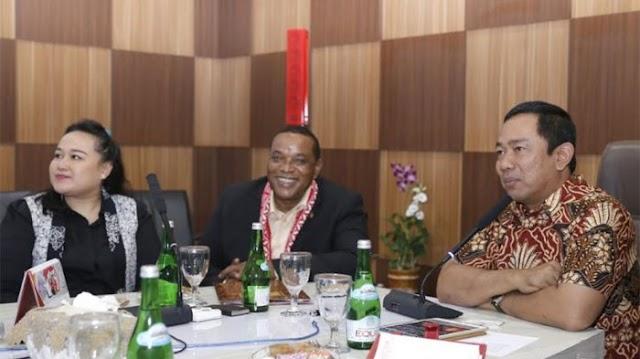 Dubes Suriname Kunjungi Kota Semarang Ingin Meniru Tata Kelola Lalulintas