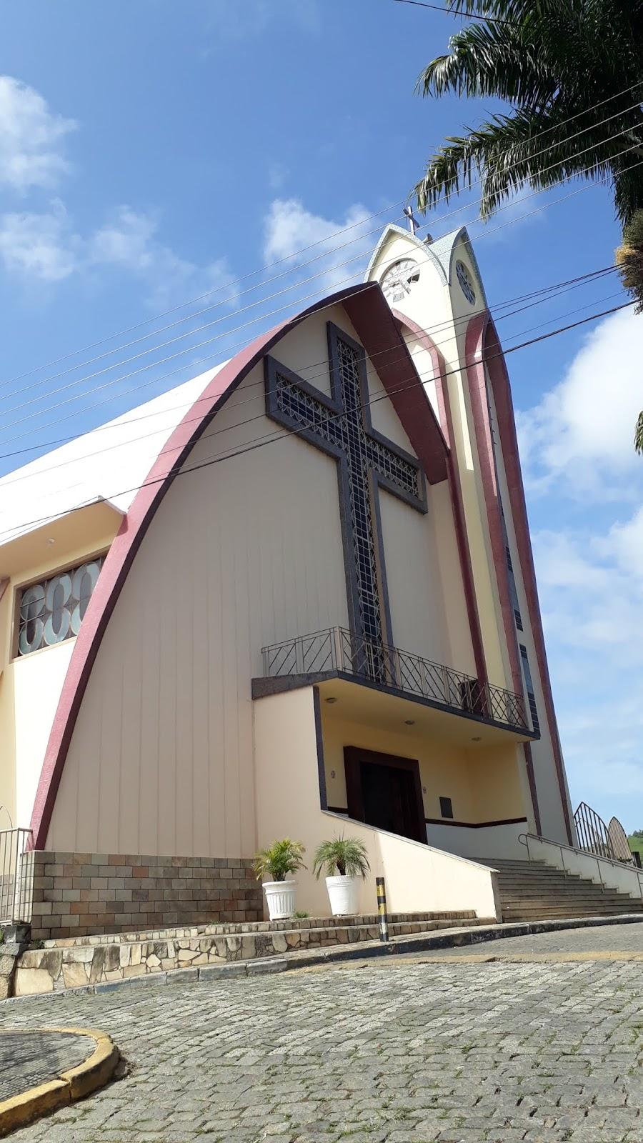 Igreja Matriz de São José em Itamonte