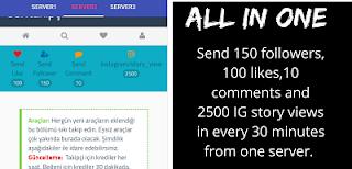 How to get 10k followers on Instagram in 5 minutes?    Instagram followers hack- earningsuite